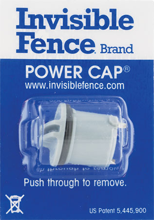 Invisible Fence Power Cap